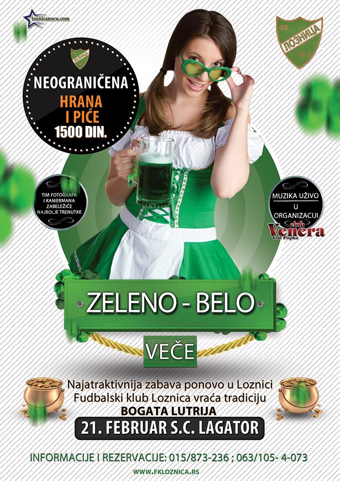 zeleno-belo-vece