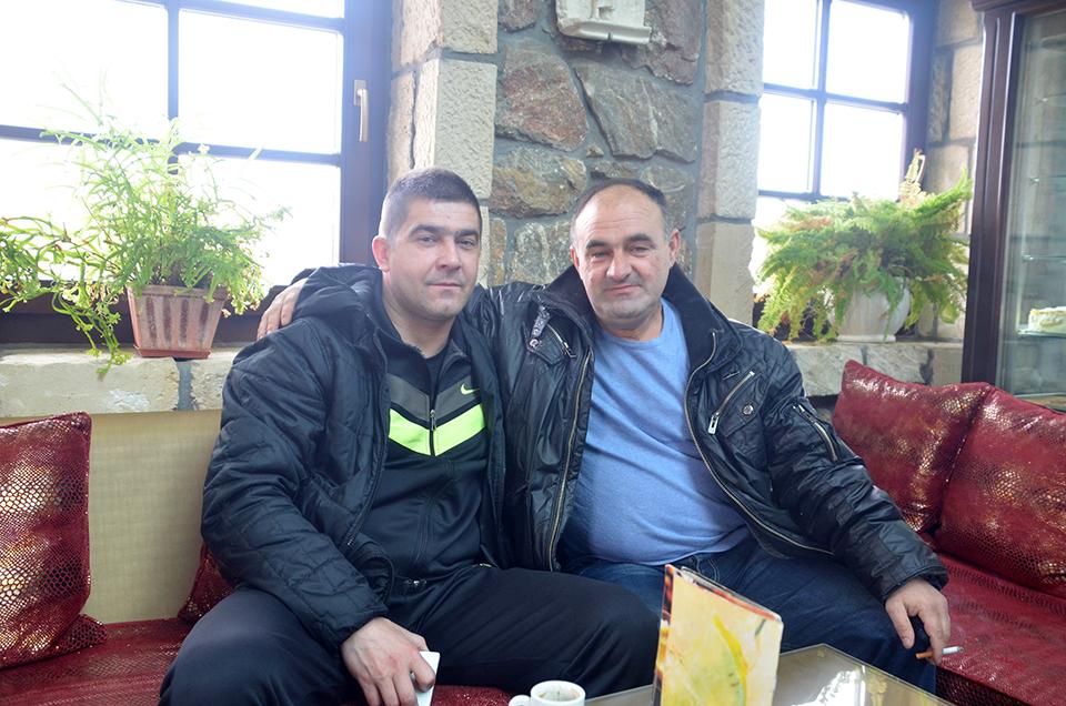 Vlastimir Lukic i Zeka Savic