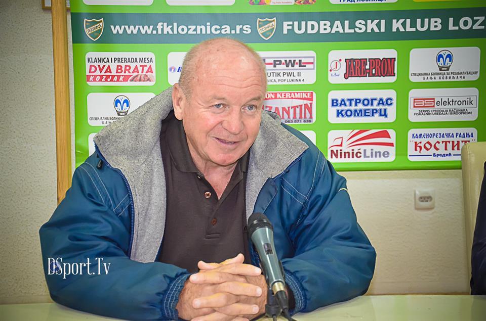 Konferencija Loznica - Fap 0:0